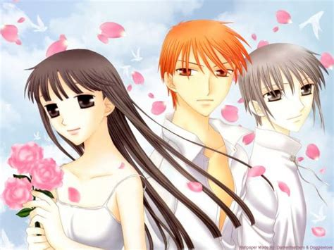 Fruit Basket Anime Review The Forgotten Lair Fruits Basket Anime Reviews