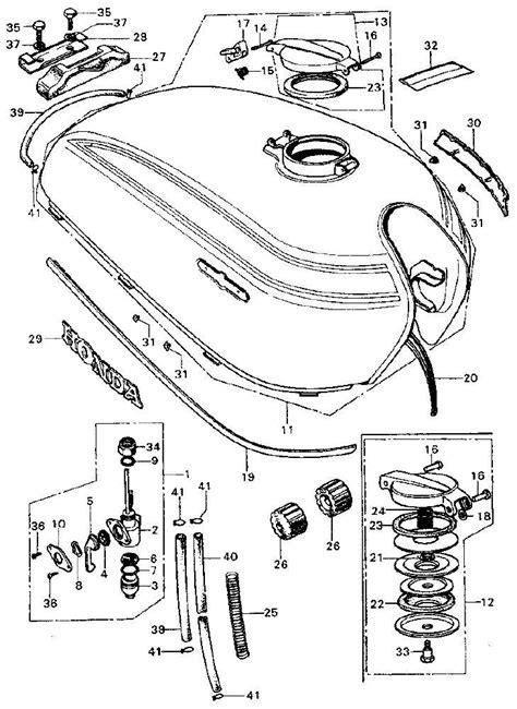 Karburator Cb100 By Kaizen Part cb450k3 1970 origin 225 ln 237 n 225 hradn 237 d 237 ly honda parts depot