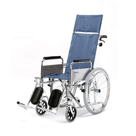 reclining wheelchair reviews roma medical 1710 reclining self propelled wheelchair uk