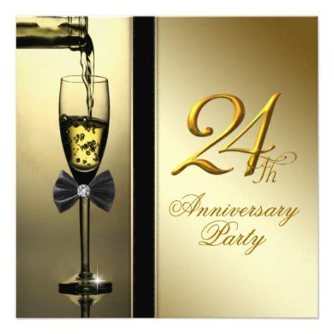 24th wedding anniversary t shirts 24th anniversary gifts