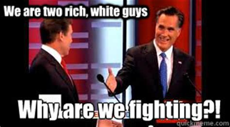 Rich Guy Meme - we are two rich white guys why are we fighting rich