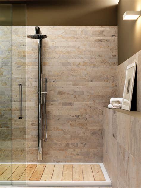 zen shower wainscott craftsman bathroom san diego  stoneville usa