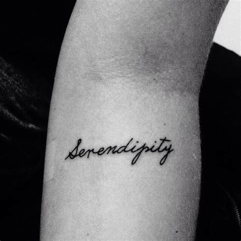 serendipity tattoo best 25 serendipity ideas on letter