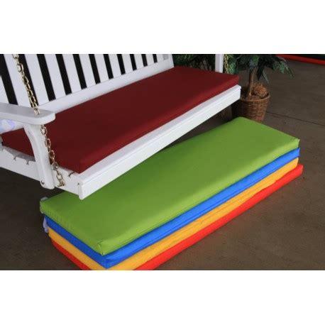5 ft outdoor bench cushion 5 ft bench swing glider outdoor cushion furniture barn usa