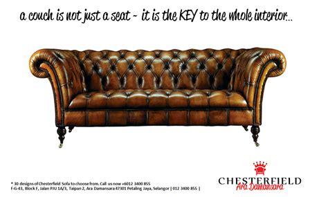 Sofa Kulit Chesterfield royale chesterfield sofa kulit atau fabrik