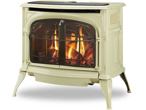 gas fireplaces and stoves intrepid direct vent gas stoves by vermont castings