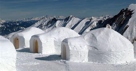 iglo haus leben wie ein inuit so baut sich sein eigenes iglu