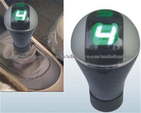 eaton fuller autoshift service light car gear shift knob with digital number display a347