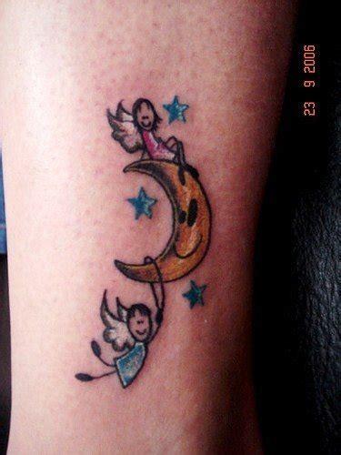 imagenes de tatuajes de un angel 110 dise 241 os con tatuajes de tiernos 225 ngeles