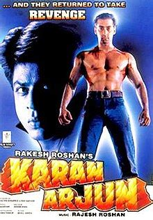 film india karan arjun karan arjun wikipedia