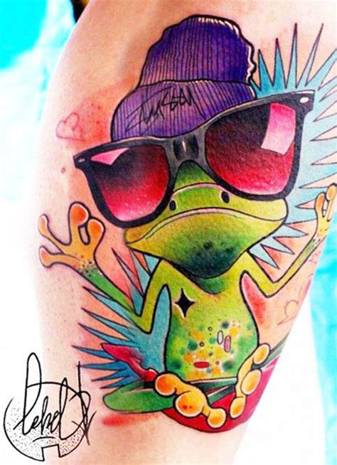 cartoon frog tattoo designs 1000 ideas about frog tattoos on tree frog