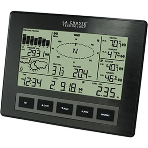 la crosse c84612 wireless weather station with la crosse