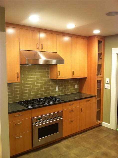 vg fir kitchen stephen day design
