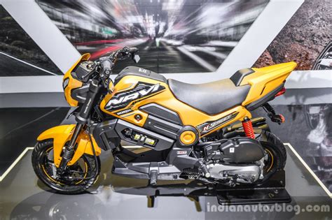 Fourlights by Honda Navi Street Navi Adventure And Navi Off Road Concepts