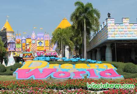 E Tiket World Thailand Lunch Snow Town World Bangkok Day 7 Wisata Keren