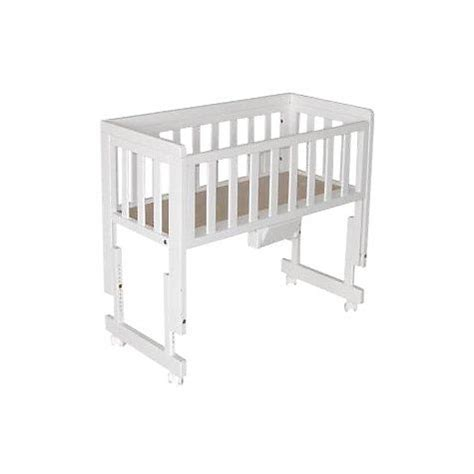 Side Sleeper Crib by Lewis Troll Bedside Crib Co Sleeper Babies And