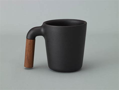 porcelain coffee mugs todayshype ceramic wood coffee mug by hmm