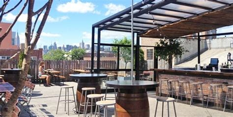 Top 10 Rooftop Bars New York by Top 10 New York Rooftop Bars