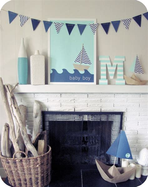 Baby Boy Nautical Shower by My House Of Giggles A Nautical Baby Boy Shower For Malcolm
