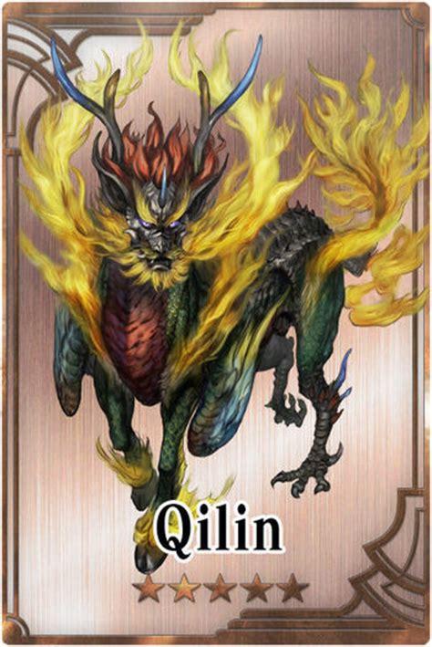 qilin m unofficial fantasica wiki