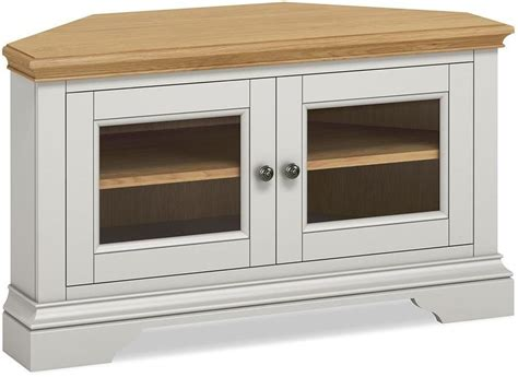 Corner Tv Cabinets Uk by 50 Collection Of Painted Corner Tv Cabinets Tv Stand Ideas
