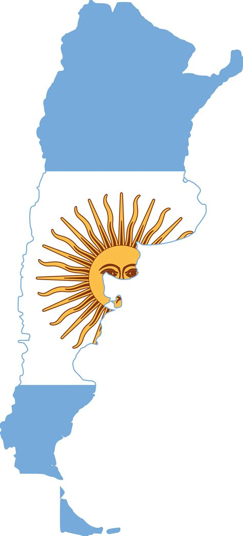 Argentina Flag Outline by Argentina S Gyp Swaps Shale Fields For Conventional With Ypf America Caribbean Program