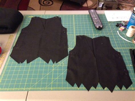 pattern black swashbuckler s shirt diy pirate vest tutorial costumes