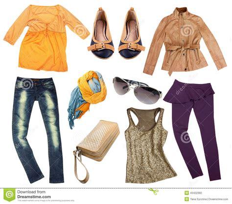 Imagenes De Ropa Otoño | ropa del oto 241 o de la moda aislada foto de archivo imagen