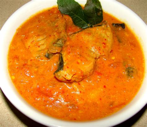 Curry Also Search For Goan Fish Curry