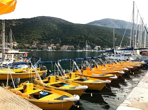 yellow boats kefalonia prices yellow boats agia efimia kefalonia home facebook