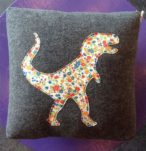 Dinosaur Pillows by Dinosaur Pillow By Dreamfly The Creative Wedge