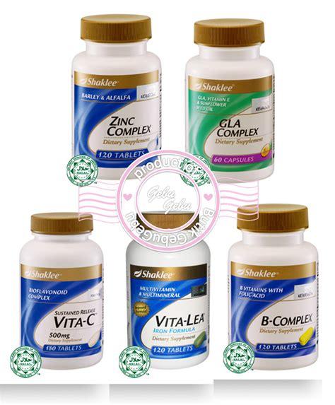 Vitamin C Dan B Complex Shaklee Set Kesuburan Shaklee Telah Membantu Banyak Pasangan Untuk