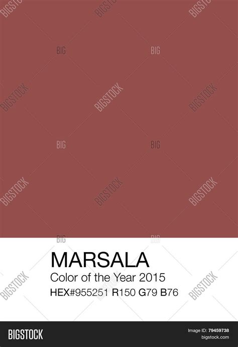 color marsala marsala color sle image photo free trial bigstock