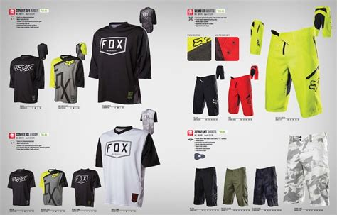 Jersey Sepeda Cross Trail Dh Str Indonesia fox launches 2014 bike clothing range pinkbike