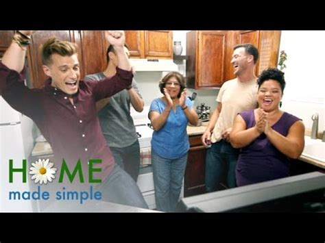home made simple returns with superstar designer jeremiah