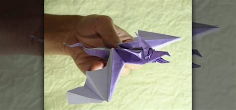 Complex Origami - how to fold a complex origami snake 171 origami