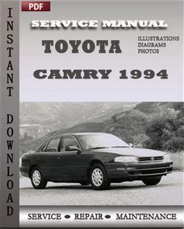 free auto repair manuals 2000 toyota camry head up display toyota camry 1994 engine repair manual download repair service manual pdf