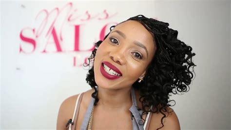 azania ndoros hairstyles valentines day with azania mosaka at miss salon london