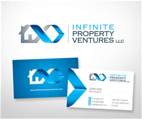 House Flipping Company Names by Masculine Serious Logo Design Design For Infinite