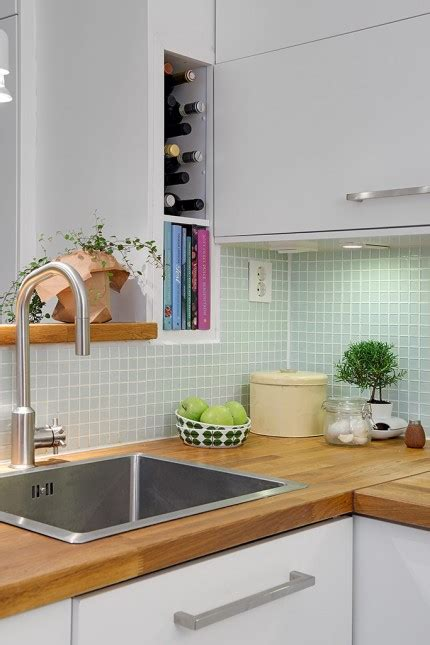 pale green kitchen tiles our apartment inspiracje bia蛯a kuchnia