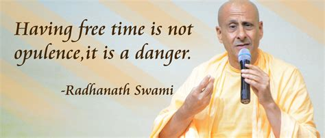 Opulence Is Sinful radhanath swami on service radhanath swami quotes