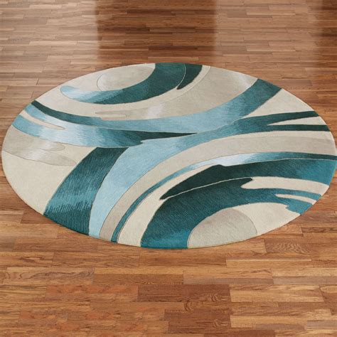 abstract rugs by jasonw studios