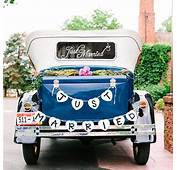 Top 10 Best Just Married Wedding Car Decorations
