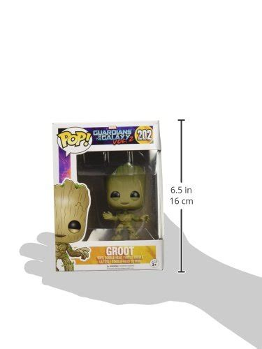 Guardians Of The Galaxy 2 Funko Toddler Baby Groot Figure funko pop guardians of the galaxy 2 toddler groot