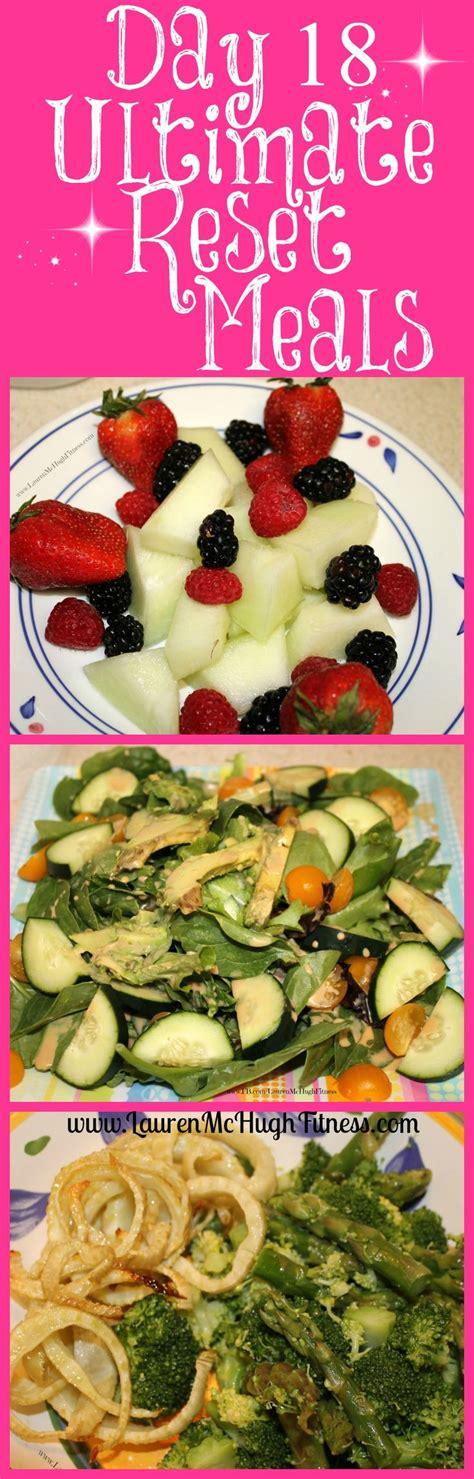 Vegan Detox Phase by 25 Best Ideas About Ultimate Reset On