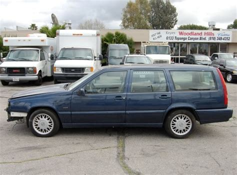 how to work on cars 1994 volvo 850 head up display 1994 volvo 850 turbo station wagon rental epicturecars