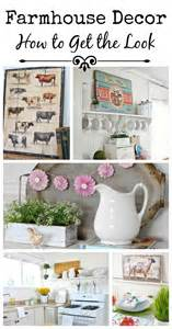 Decorating House For Christmas farmhouse decor and a 50 giveaway town amp country living