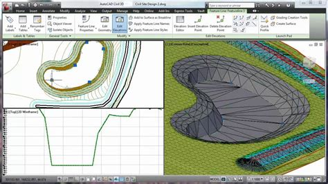 Renovation Software autodesk infrastructure design suite 2014 overview youtube