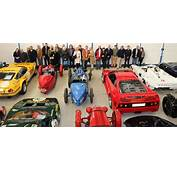 HR Owen  Ten Tenths Nick Mason's Private Car Collection