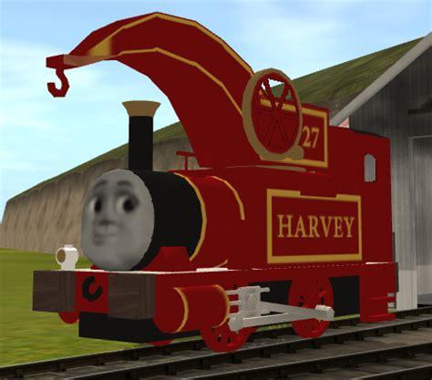 harvey thomasthe trainz adventures wiki fandom powered  wikia